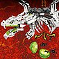LEGO® Konstruktions-Spielset »LEGO® NINJAGO® 71721 Drache des Totenkopfmagiers«, Bild 9