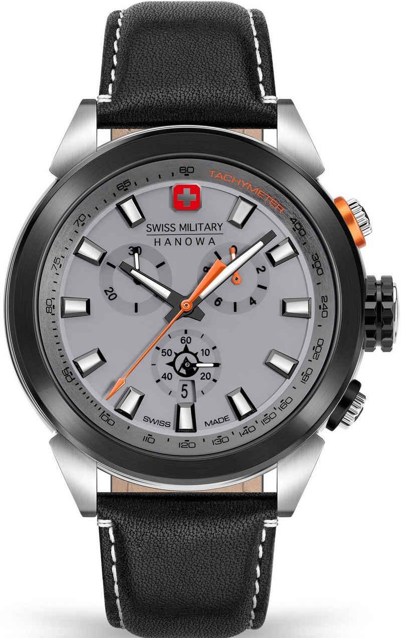 Swiss Military Hanowa Chronograph »PLATOON CHRONO NIGHT VISION, SMWGC2100270«