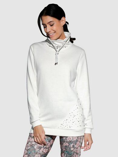 Laura Kent Sweatshirt in längerer Form
