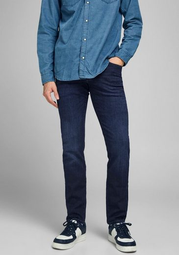 Jack & Jones Slim-fit-Jeans »Glenn Icon«
