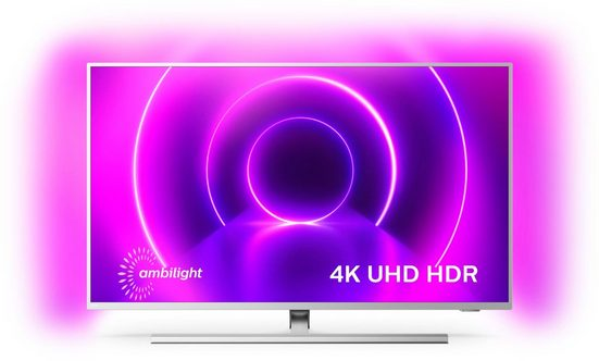 Philips 43PUS8505/12 LED-Fernseher (108 cm/43 Zoll, 4K Ultra HD, Smart-TV)