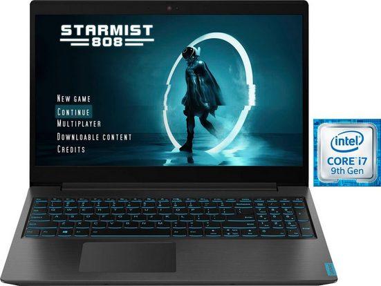 Lenovo ideapad L340-15IRH 81LK01L5GE Gaming-Notebook (39,6 cm/15,6 Zoll, Intel Core i7, GeForce, 1000 GB SSD, inkl. Office-Anwendersoftware Microsoft 365 Single im Wert von 69 Euro)