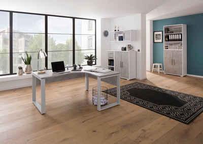 Maja Möbel Büro-Set »SYSTEM 1213«, (5-St)