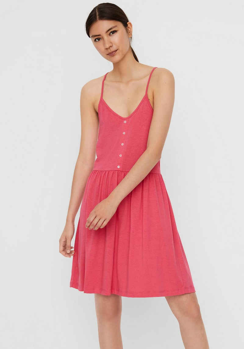 Vero Moda Sommerkleid »VMADAREBECCA SL SHORT DRESS«