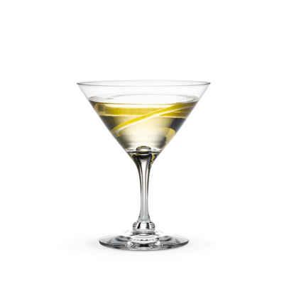 HOLMEGAARD Cocktailglas »Fontaine für 25 cl; Cocktailschale aus mundgeblasenem Glas«, Glas