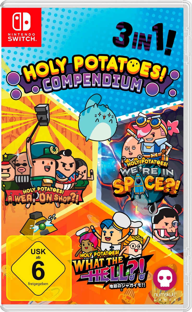 Holy Potatoes Compendium Nintendo Switch