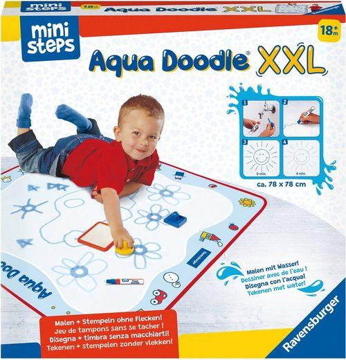 Ravensburger Kreativset »ministeps® Aqua Doodle® XXL«, Made in Europe; FSC® - schützt Wald - weltweit