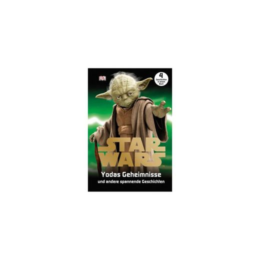 Dorling Kindersley Verlag Star Wars Yodas Geheimnisse