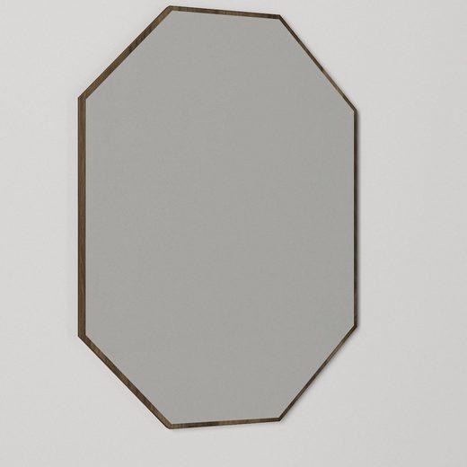 moebel17 Wandspiegel »Spiegel Lost Walnuss«