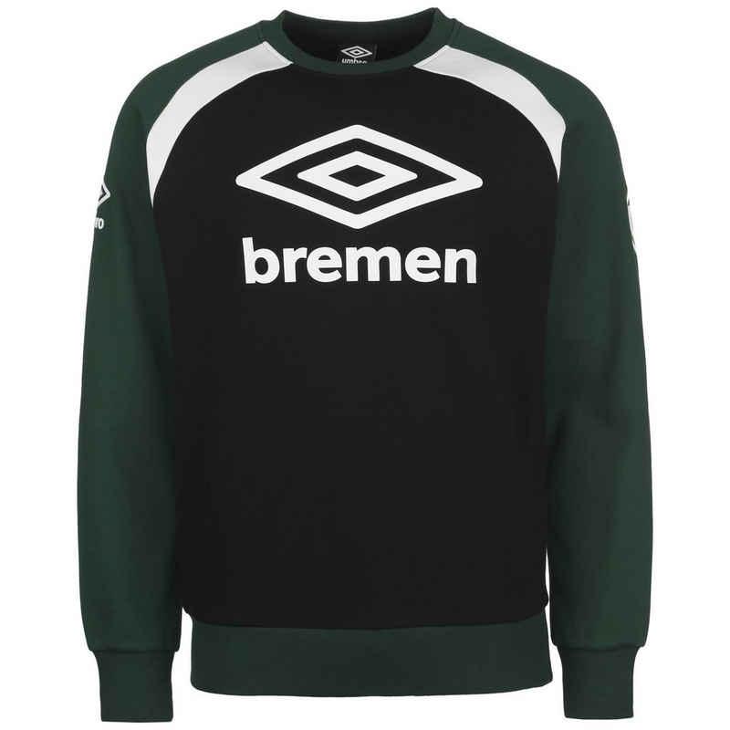 Umbro Trainingspullover »Sv Werder Bremen Icon Crew«