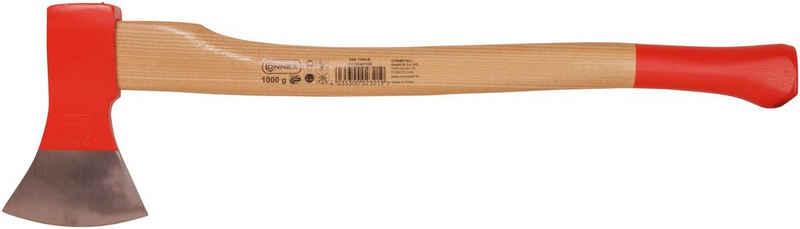 Connex Axt, 1430 g, 62 cm Länge, Eschen-Kuhfußstiel