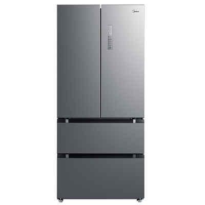 Midea Side-by-Side MDRF713FGE02, 189.8 cm hoch, 83.3 cm breit, NoFrost, Digi-Fresh Box, Inverter Technologie, Plasma Pure