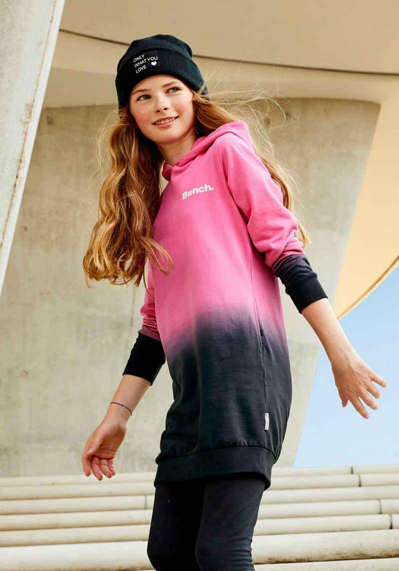 Bench. Sweatkleid mit modischem Farbverlauf