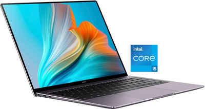 Huawei MateBook X Pro 2021 i5 16/512GB, Intel Core i5, Touch, Win10 Notebook (Intel Core i5, Iris Xe Graphics, 512 GB SSD, 24 Monate Herstellergarantie)