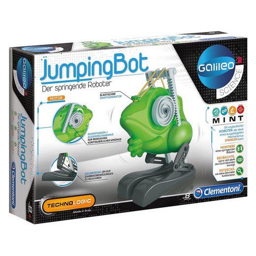 Clementoni® JumpingBot - Der springende Roboter