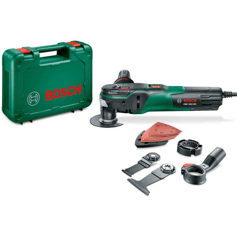 BOSCH Elektro-Multifunktionswerkzeug »Multifunktions-Werkzeug PMF 350 CES«