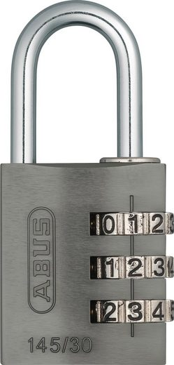 ABUS Vorhängeschloss »145/20- 30 - 40«, mit individuell einstellbarem Zahlencode