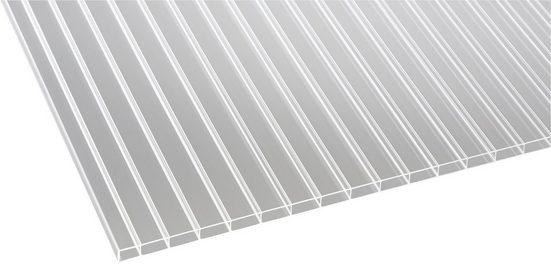 GUTTA Doppelstegplatte »GUTTACRYL«, Acryl Hohlkammerplatte 16 mm, BxL: 98x300 cm