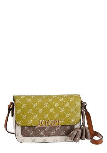 Joop! Mini Bag »cortina misto uma shoulderbag xshf«, mit auffälligem Logo Schhriftzug und schickem Schmuckanhänger