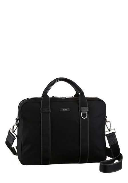 Boss Messenger Bag »Meridian_S doc«, mit Laptopfach | Taschen > Business Taschen > Messenger Bags | Boss