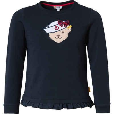 Steiff Sweatshirt »Sweatshirt für Mädchen«