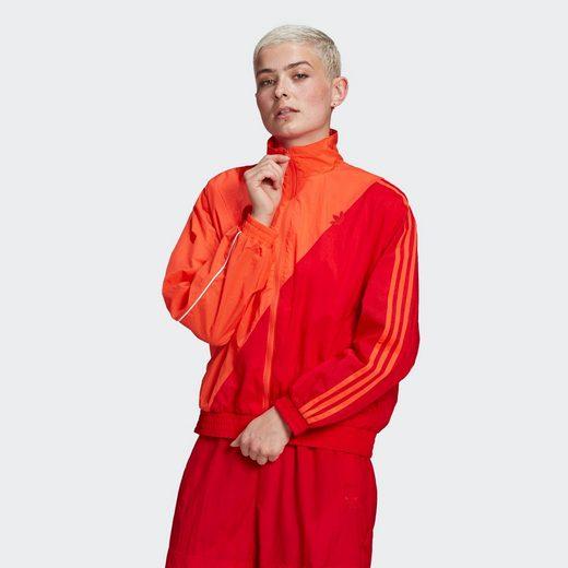 adidas Originals Trainingsjacke »ADICOLOR SLICED TREFOIL JAPONA TRACKTOP«