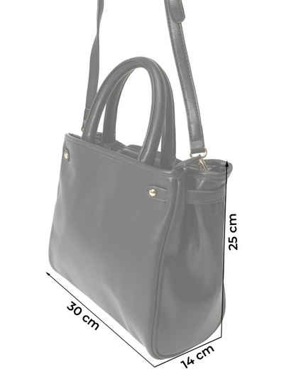pieces Handtasche »SHELTER«