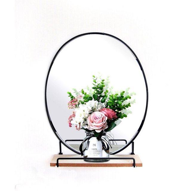 Küchenregale - HTI Line Wandregal »Wandboard Mirror Viola«, Wandboard  - Onlineshop OTTO