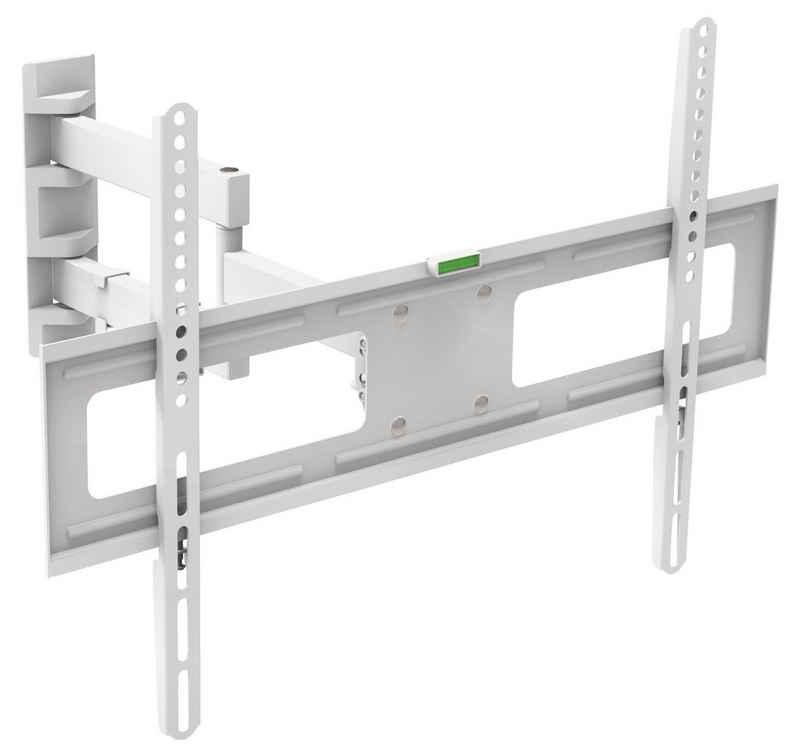 """my wall TV-Wandhalterung, (Vollbeweglicher TV Wandhalter für LCD TV 37""""-70"""" (94 - 178 cm), 50 kg, VESA 600 x 400)"""