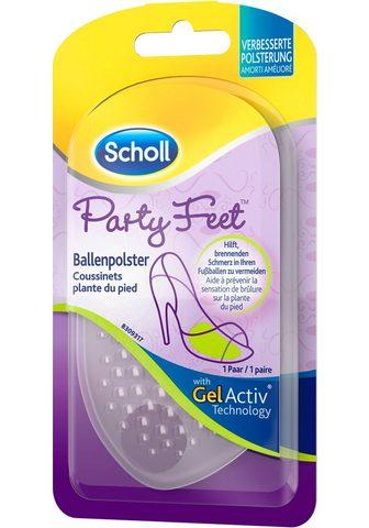 Scholl Gelsohlen »Party Feet Ballenpolster su...