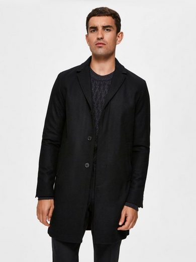 SELECTED HOMME Wollmantel »HAGEN WOOL COAT«
