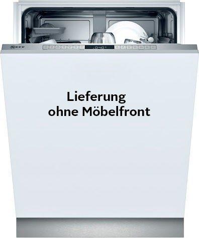 Küchengroßgeräte - NEFF vollintegrierbarer Geschirrspüler N 50, S275HAX29E, 13 Maßgedecke  - Onlineshop OTTO