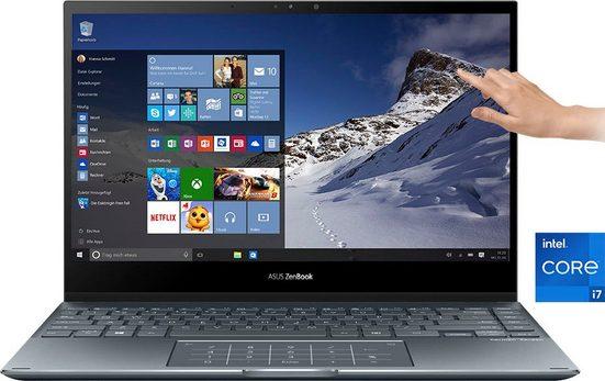 Asus ZenBook Flip 13 OLED UX363EA-HP345T Notebook (33,78 cm/13,3 Zoll, Intel Core i7, 512 GB SSD)