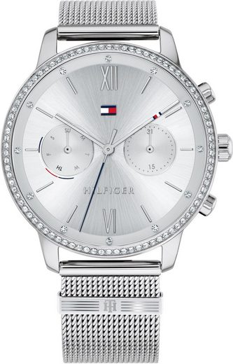 TOMMY HILFIGER Multifunktionsuhr »Casual, 1782301«