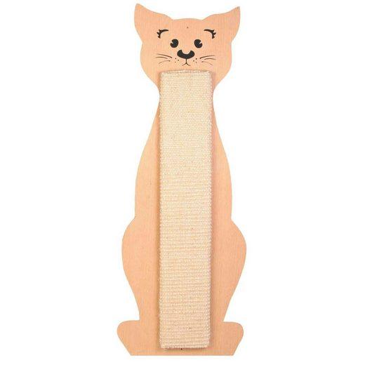 TRIXIE Kratzbrett »Katze Sisal«