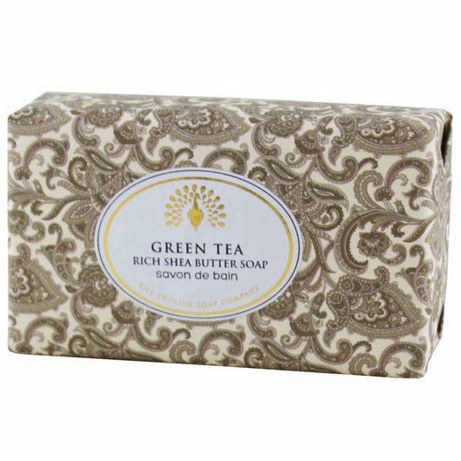 440s Handseife »440s, Duft-Seife GREEN TEA Vintage Design Grüner«