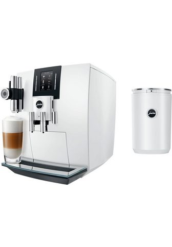 JURA Kaffeevollautomat 15165 J6 Piano White...