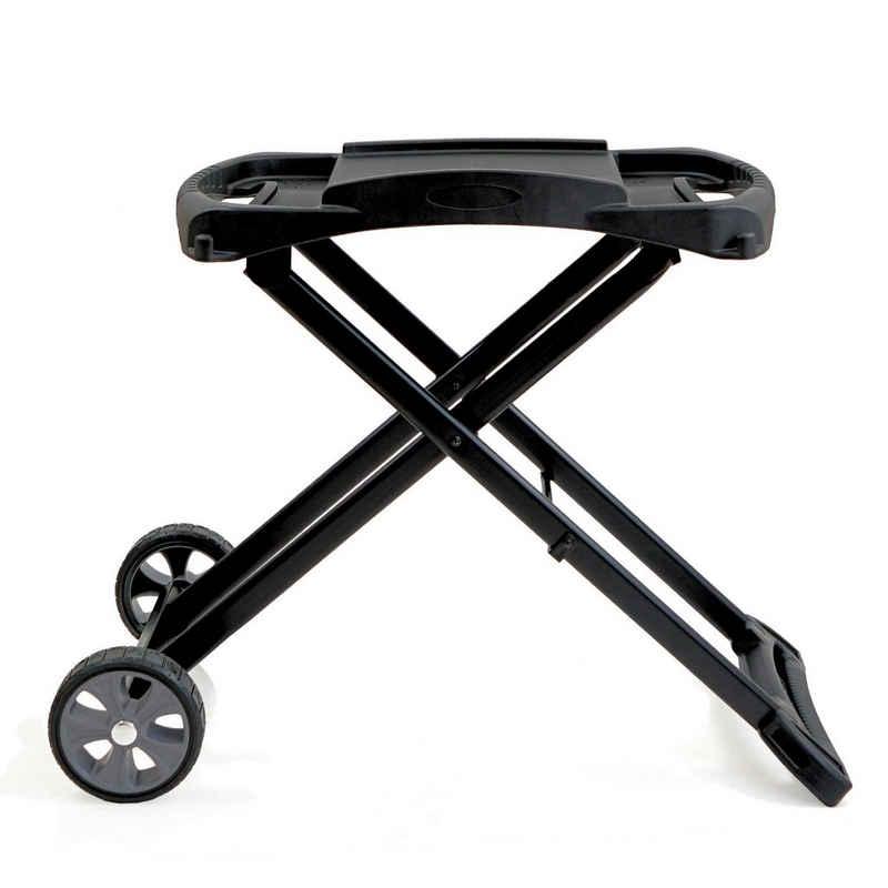 BBQ-Toro Gasgrill »BBQ-Toro Grilltisch für Gasgrill, faltbarer Rollwagen für Grill«