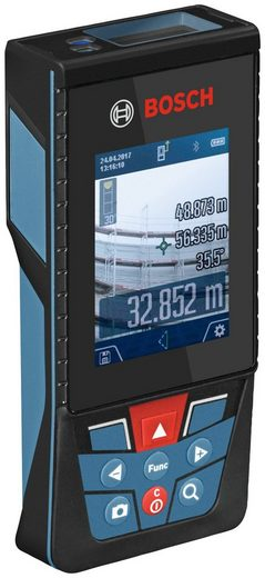 BOSCH PROFESSIONAL Entfernungsmesser »GLM 120 C«, 120 m