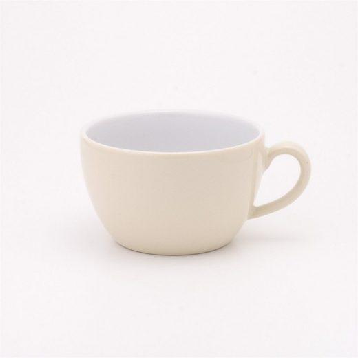 Kahla Cappuccinotasse »Cappuccino-Obertasse Pronto Colore«
