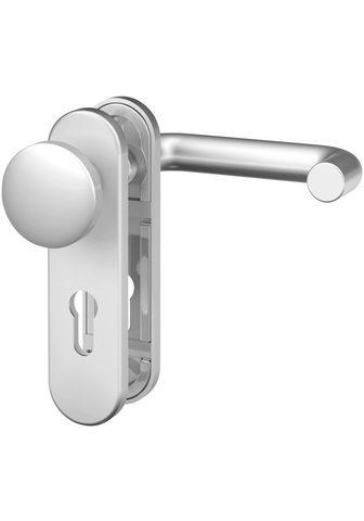 BASI Türbeschlag »Wechselgarnitur Aluminium...
