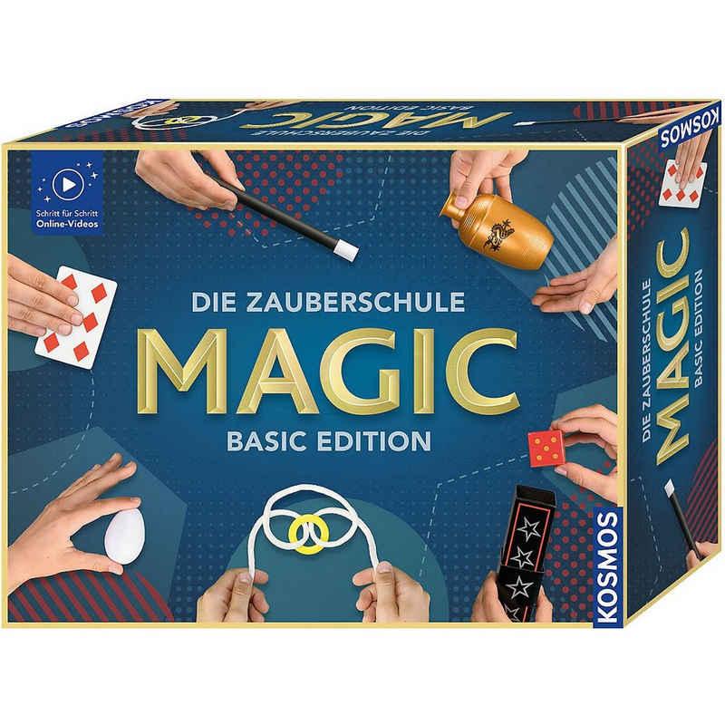 Kosmos Zauberkasten »Zauberschule Magic - Basic Edition«