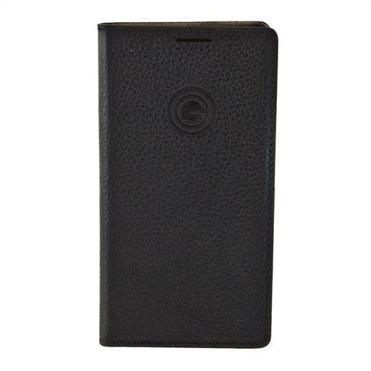 Galeli Handyhülle »Book Case Schutzhülle für SonyXperia Z5 Compact in schwarz«