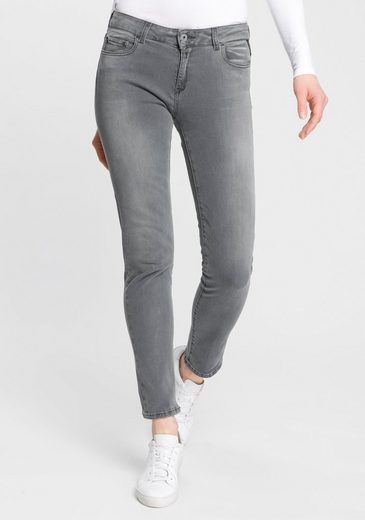 Replay 7/8-Jeans »Faaby« Mid Waist