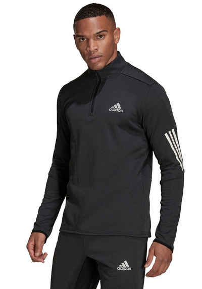 adidas Performance Trainingsshirt »Quarter-Zip Top«