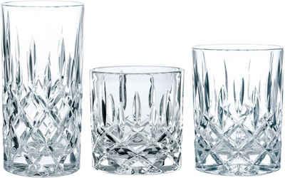 Nachtmann Gläser-Set »Noblesse«, Kristallglas, 18-teilig