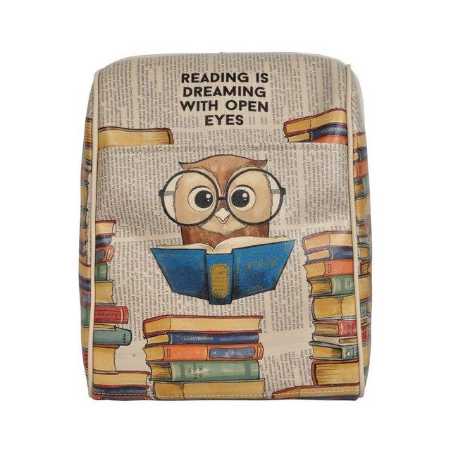 DOGO Tagesrucksack »The Wise Owl« | Taschen > Rucksäcke > Sonstige Rucksäcke | DOGO