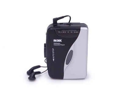 ROXX »300« Audio-System (UKW Radio, Tragbarer Kassettenabspieler)