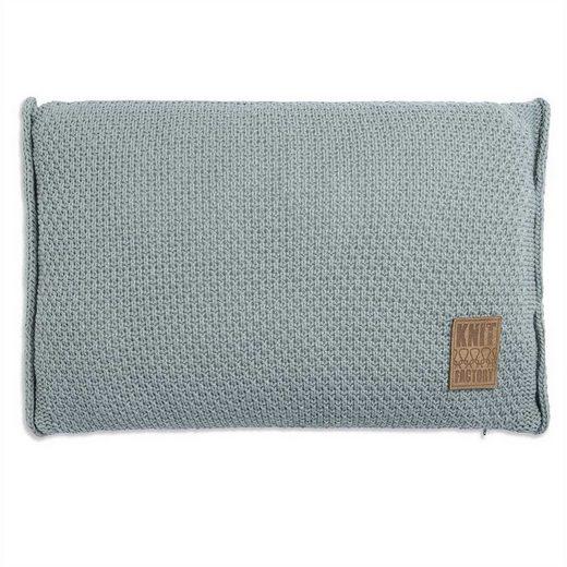 Knit Factory Dekokissen »Jesse Kissen 60x40«