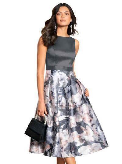 Damen Kleider Midi Elegant  los angeles 2021